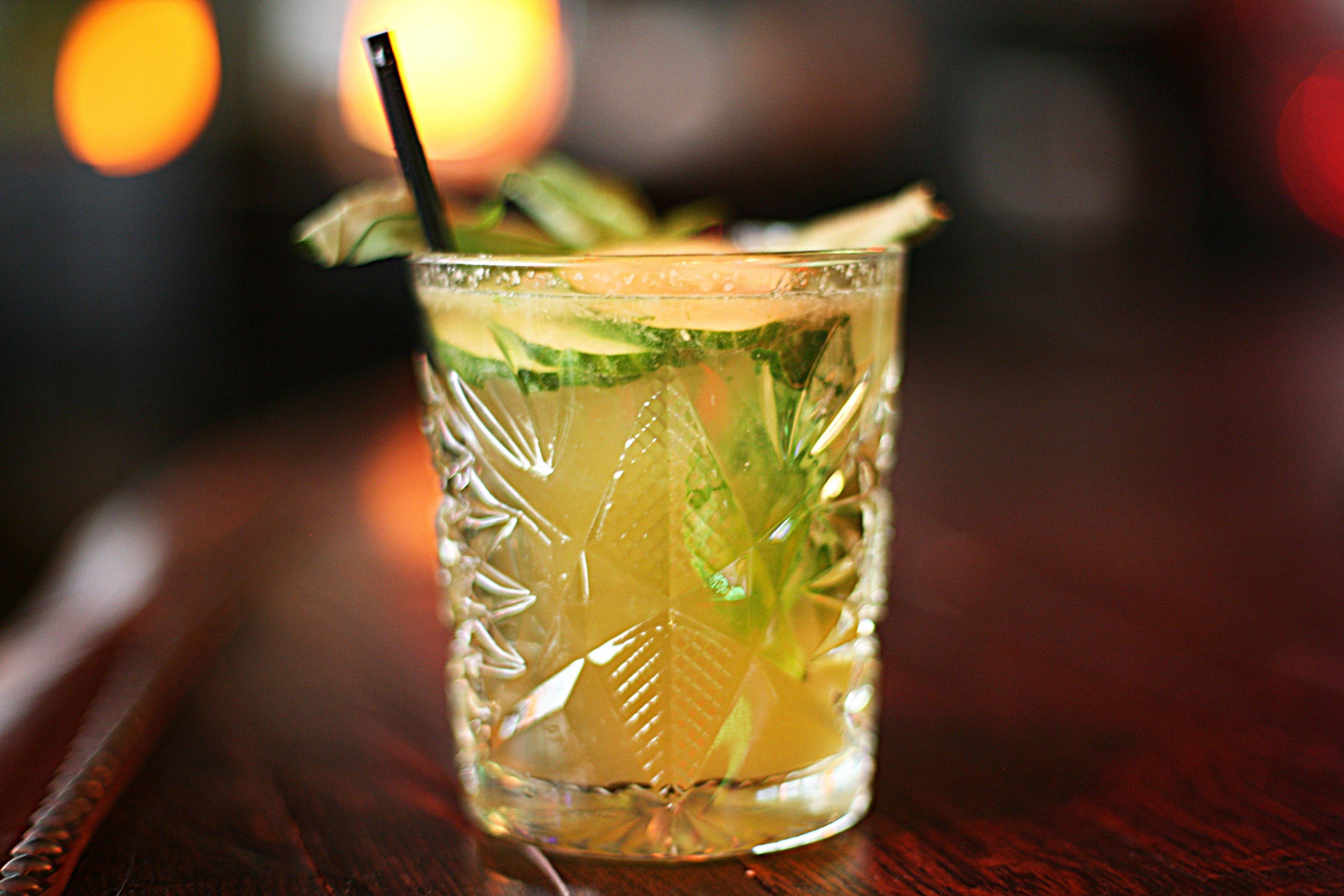 новые рецепты коктейлей в кафе бара